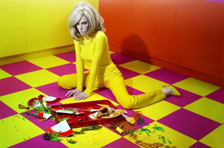 Miles Aldridge: I Only Want You to Love Me - #1