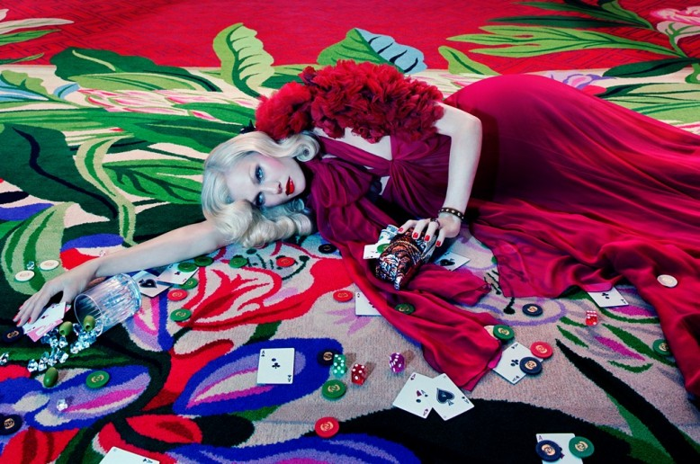 Miles Aldridge: I Only Want You to Love Me - #2 The Rooms