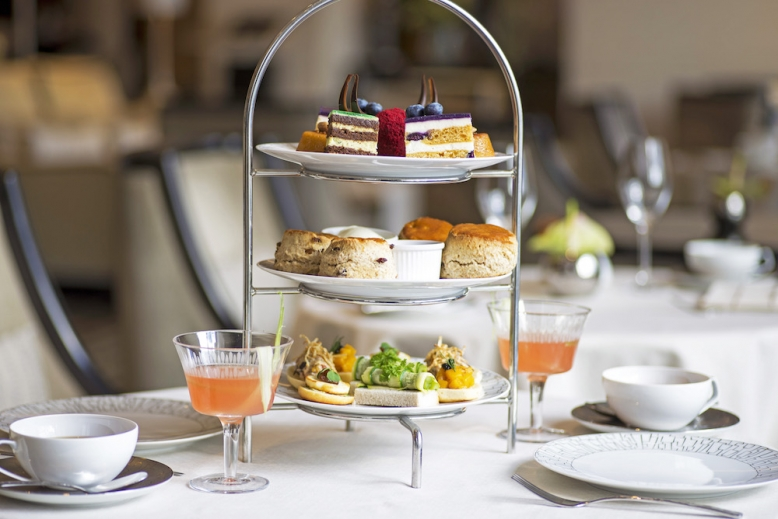 InterContinental Guiltless Afternoon Tea