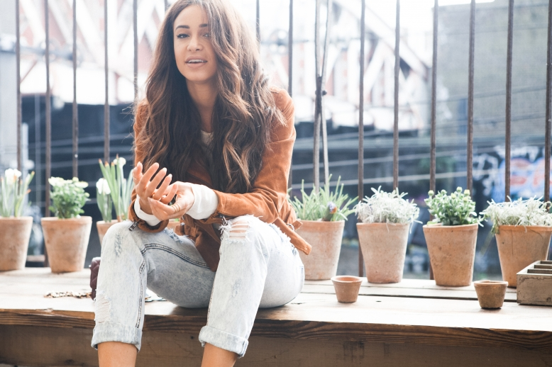 A Day With Danielle Peazer