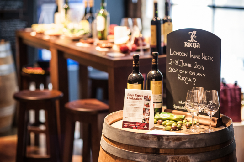 London Wine Week 2015