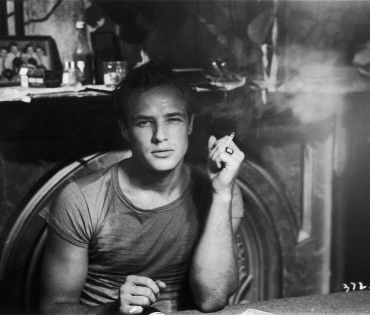 A STREETCAR NAMED DESIRE Warner Bros., 1951. Directed by Elia Kazan With Vivien Leigh, Marlon Brando