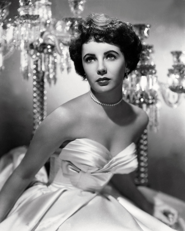 Elizabeth Taylor, circa 1951