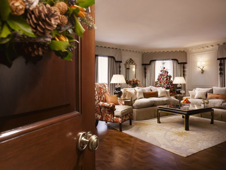 Christmas At The Dorchester Hotel