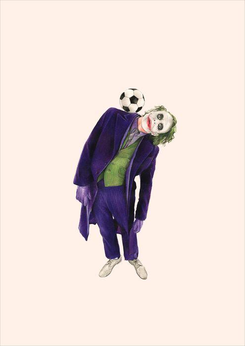 Zoe Moss – The Joker
