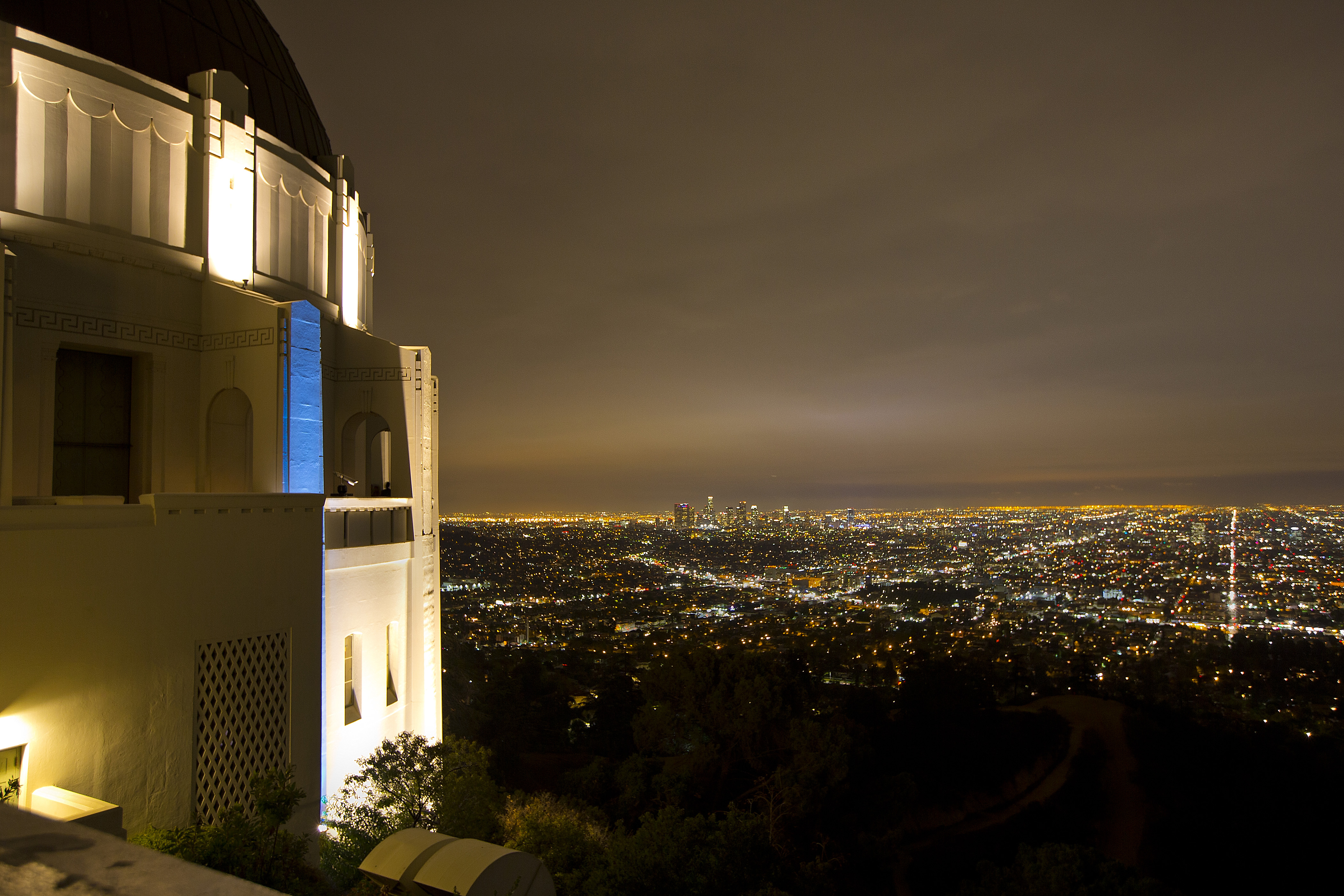 LA, Los Angeles, Griffiths Observatory