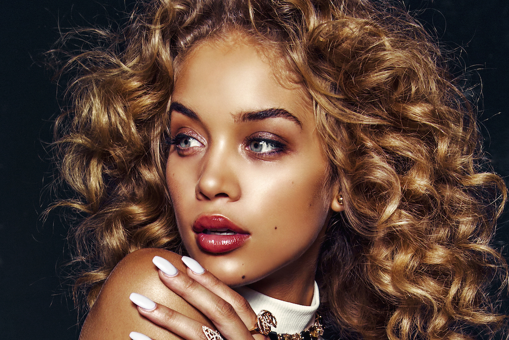 Jasmine Sanders Golden Barbie