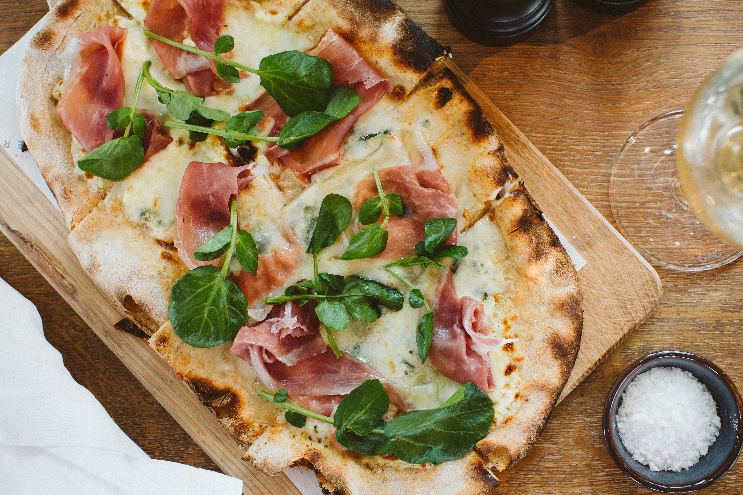 Ham Flat Bread, Anna Barnett, Lighterman, Review