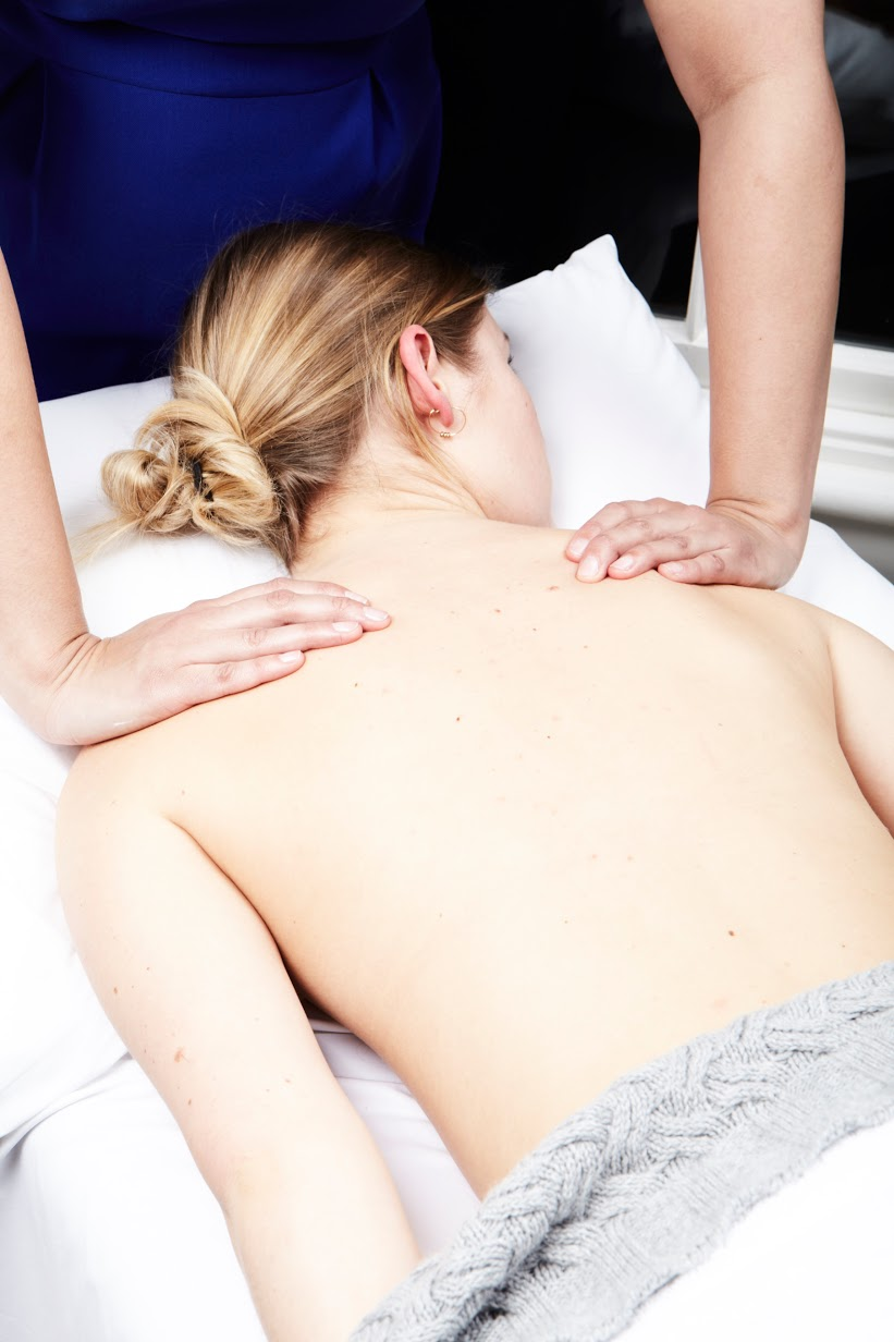 MILK Beauty Coconut Massage London