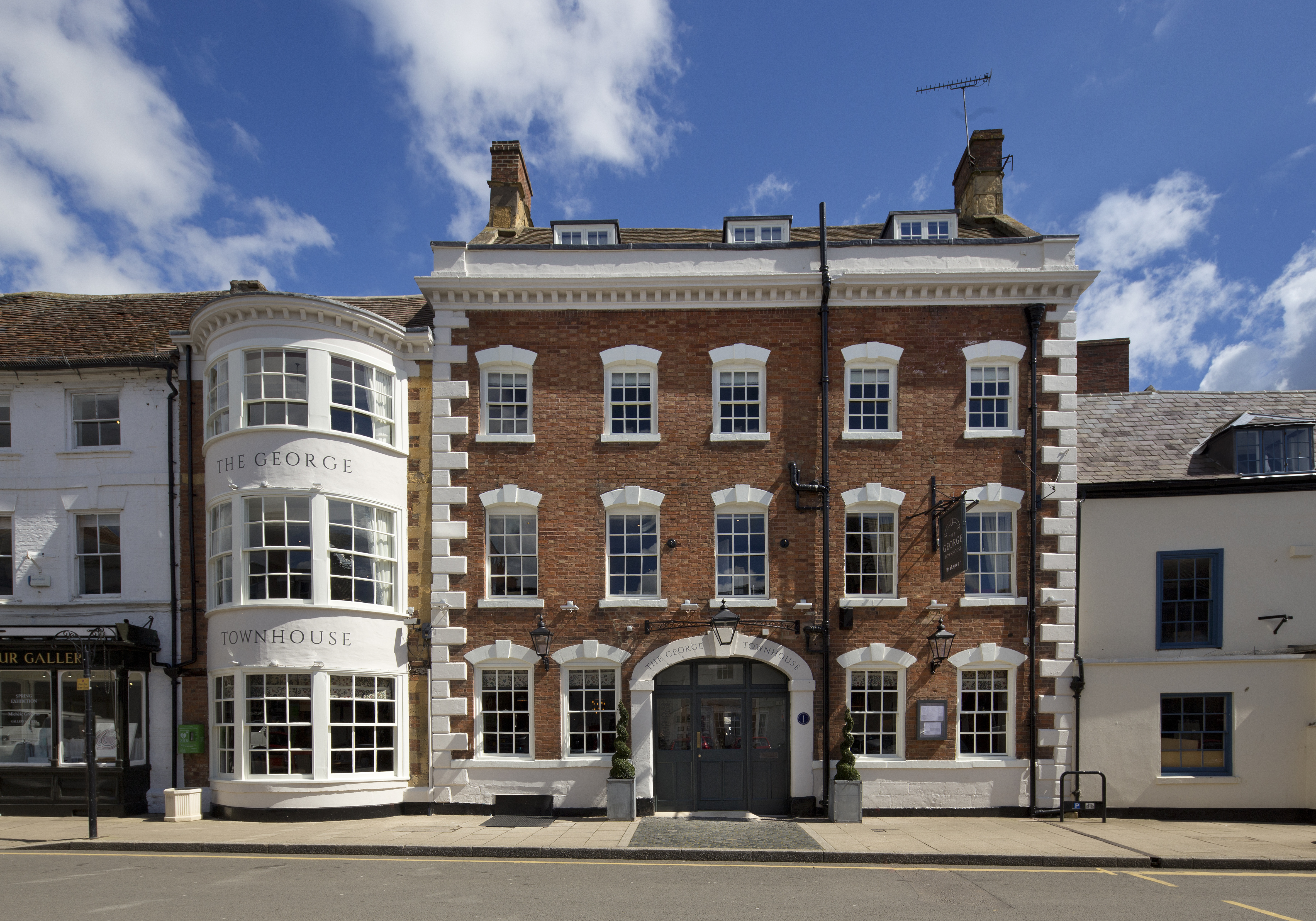 The George Townhouse, Shipston, Warwickshire