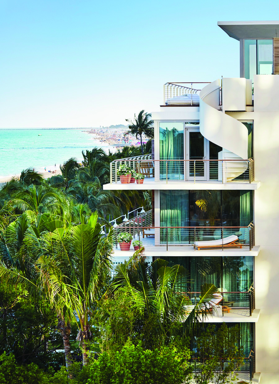 The Miami EDITION Bungalows