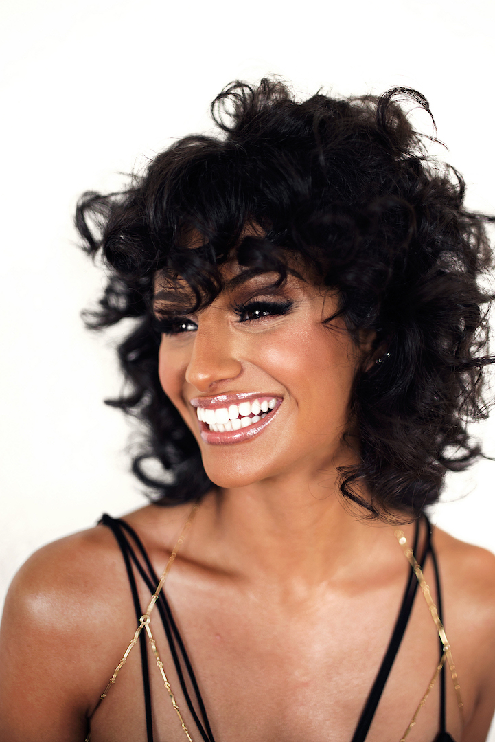 Magazine Exclusive: Nazanin Mandi