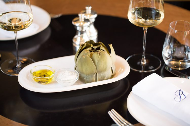 blakes-restaurant_artichoke-starter_jason-bailey