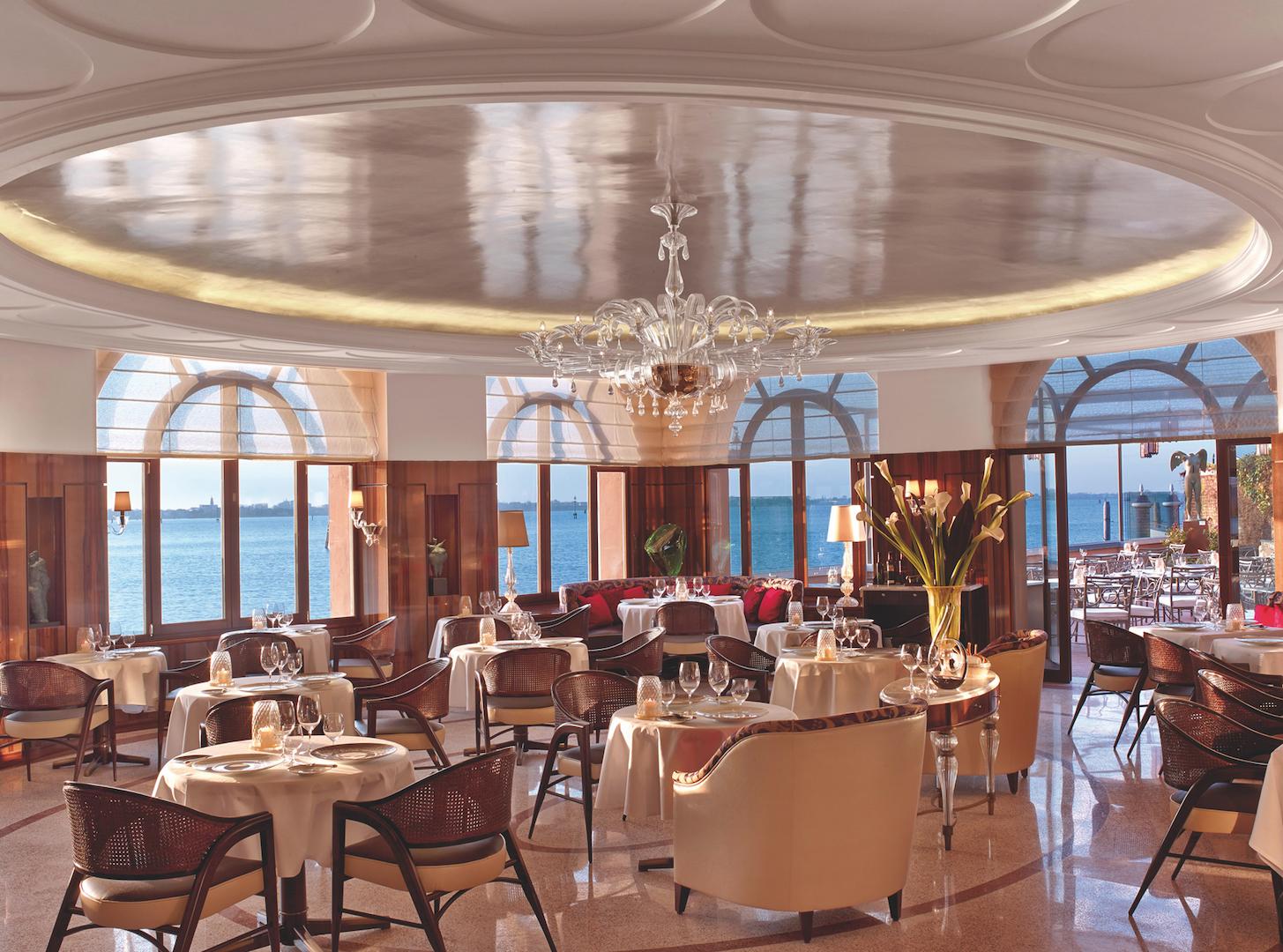 Anna Barnett's Reluctant Vegetarian Review: Belmond Hotel Cipriani