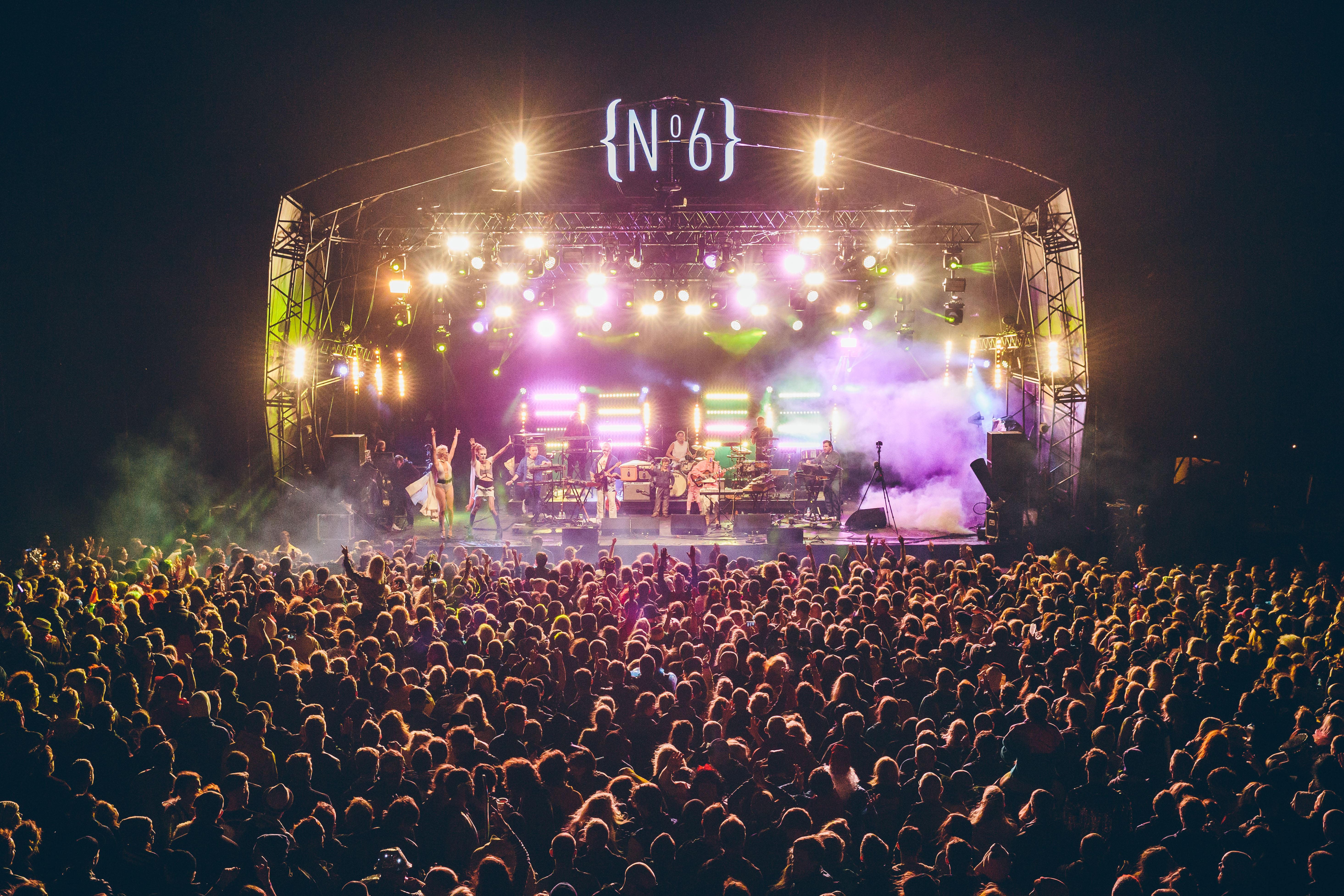 Festival No. 6
