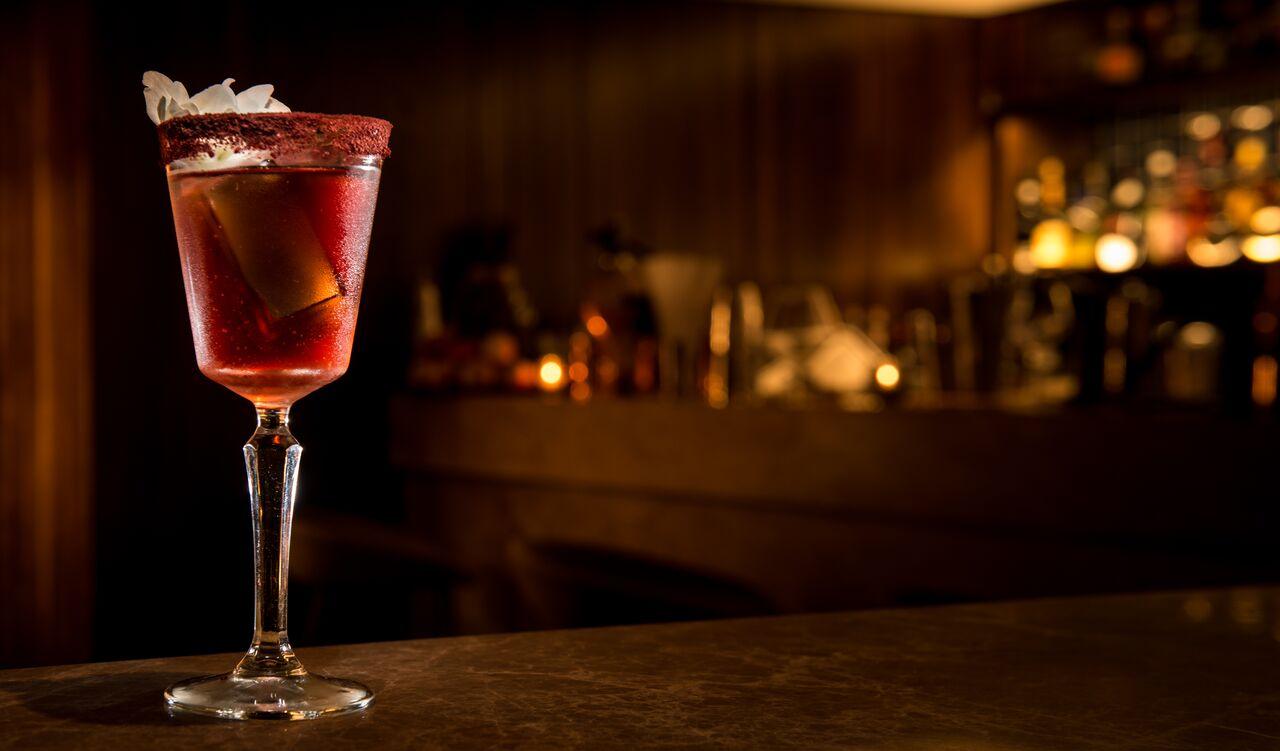 Samarkand Khiva Spritz Cocktail