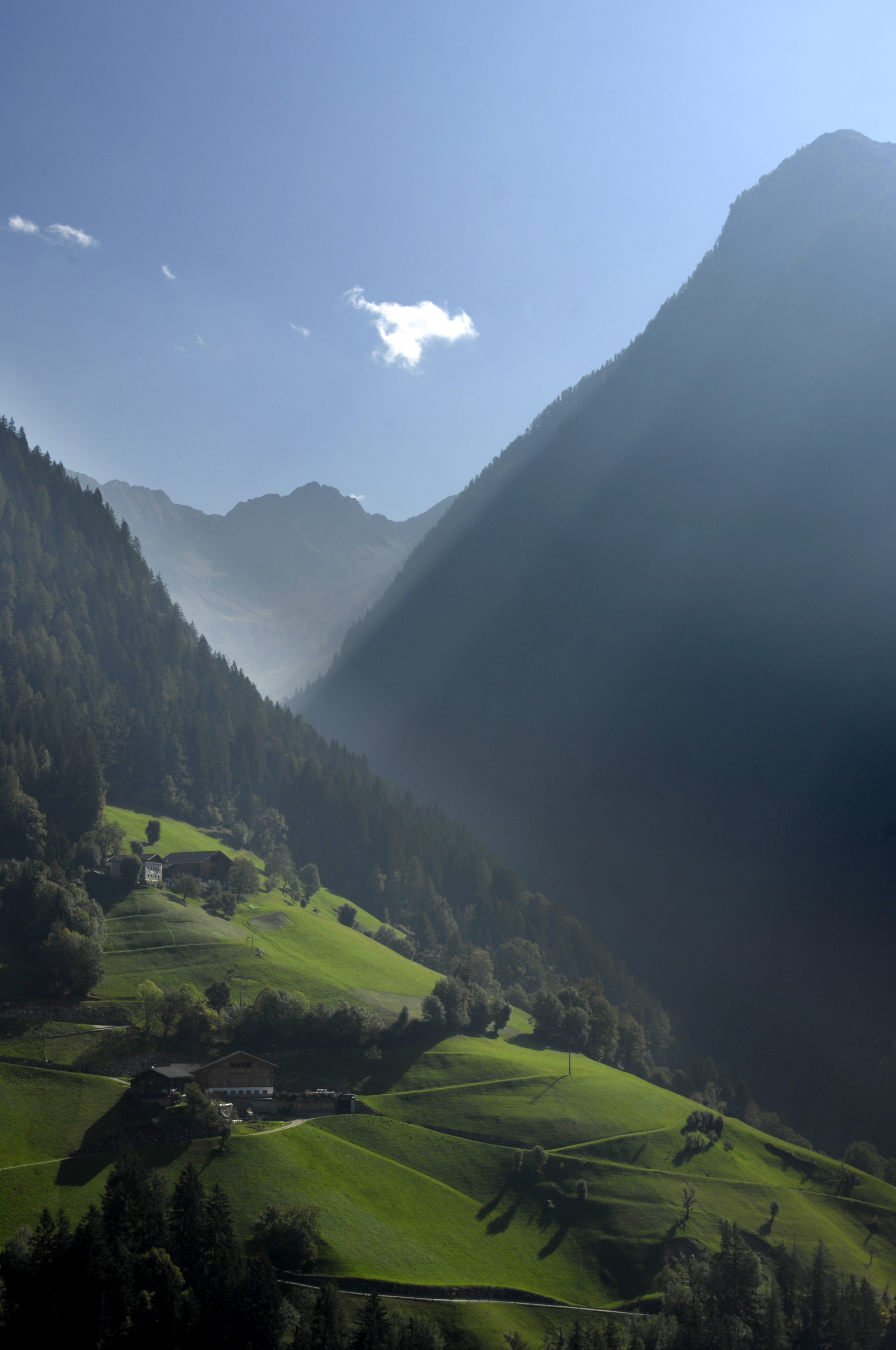 A Tale of Two Italies: South Tyrol