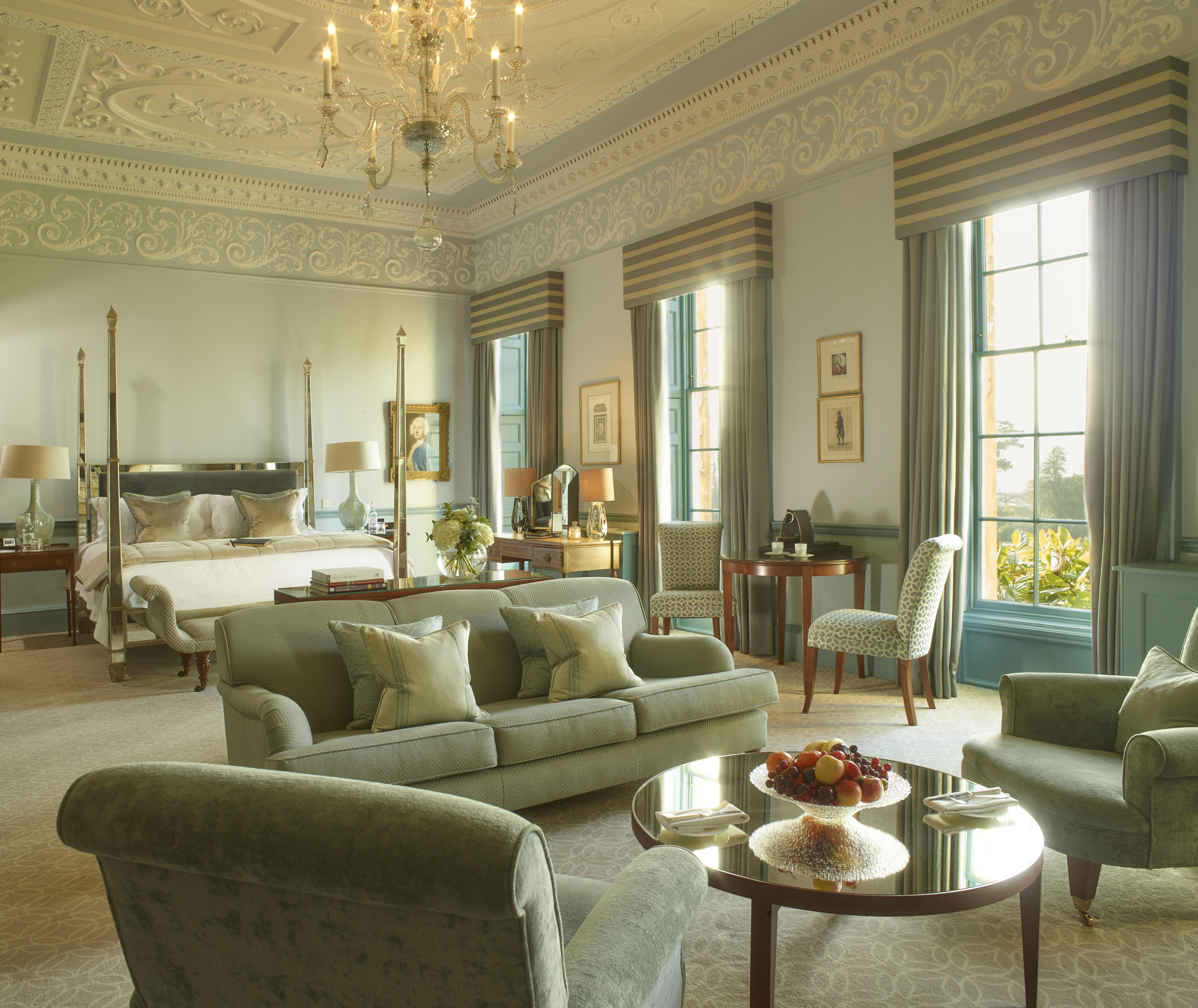 Royal Crescent - Master Suite - The Duke of York Suite