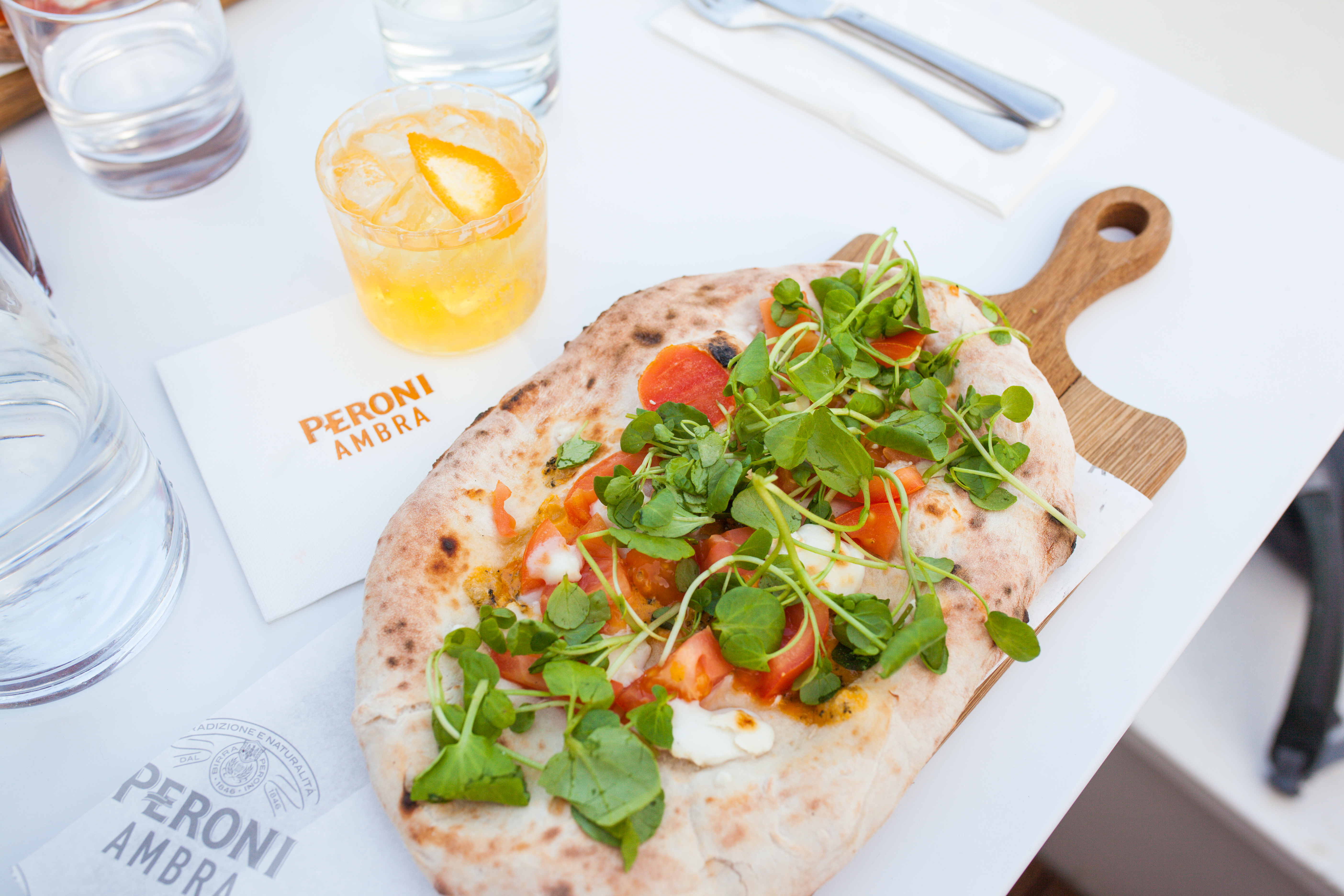 An Afternoon At... The Peroni Ambra Terrace, Somerset House 5