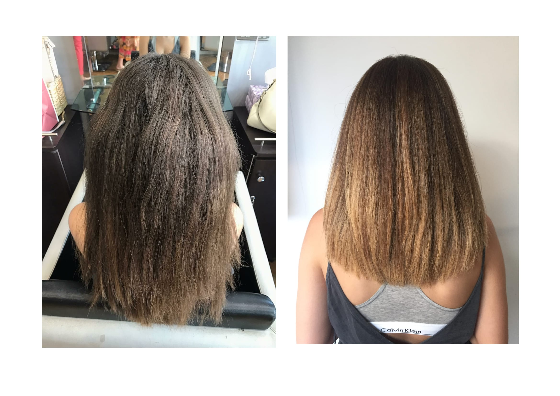 Hair Transformation: Clo and Flo