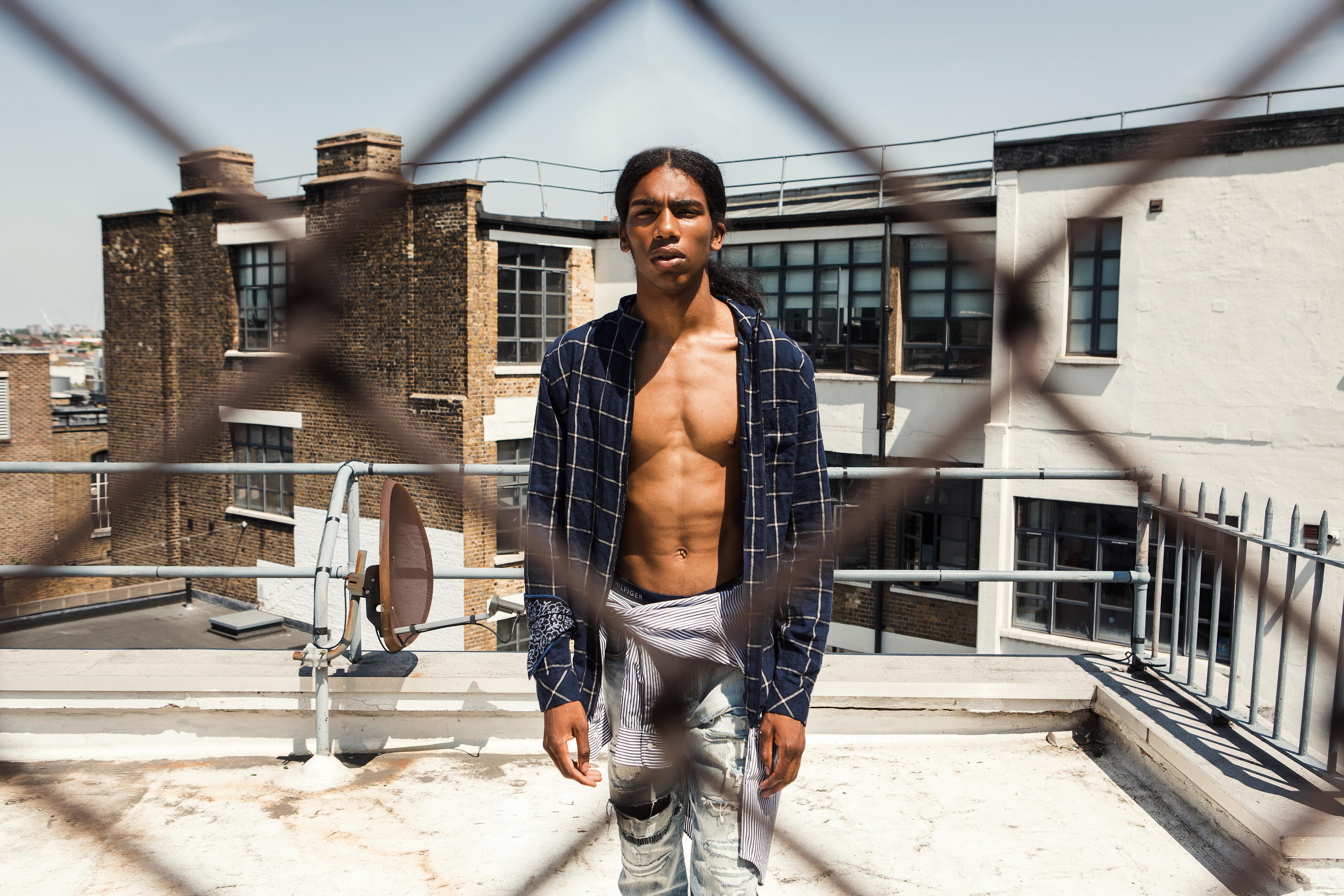 Tyler Hendrix: a new kind of masculine. 4