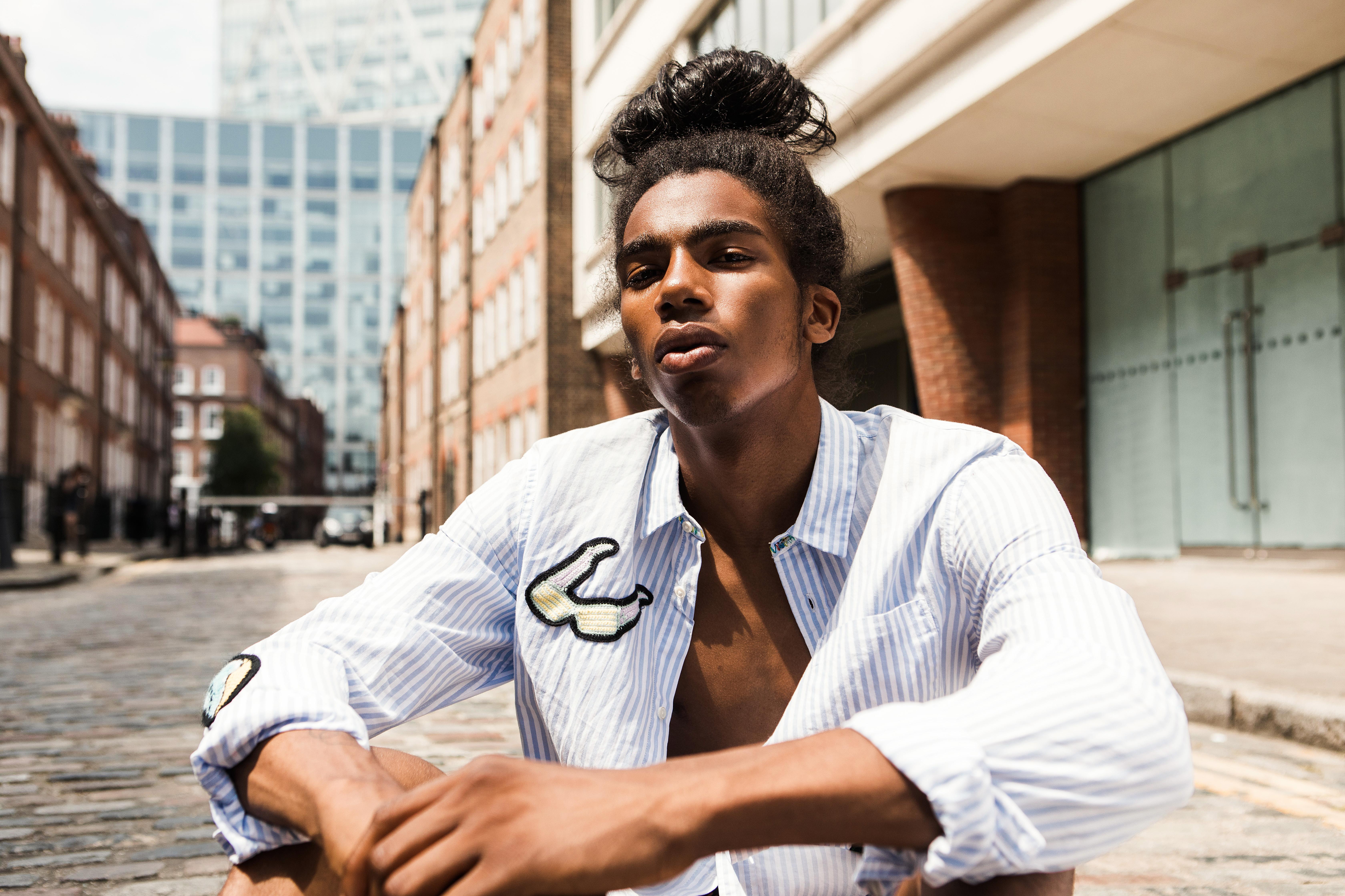 Tyler Hendrix: a new kind of masculine. 6