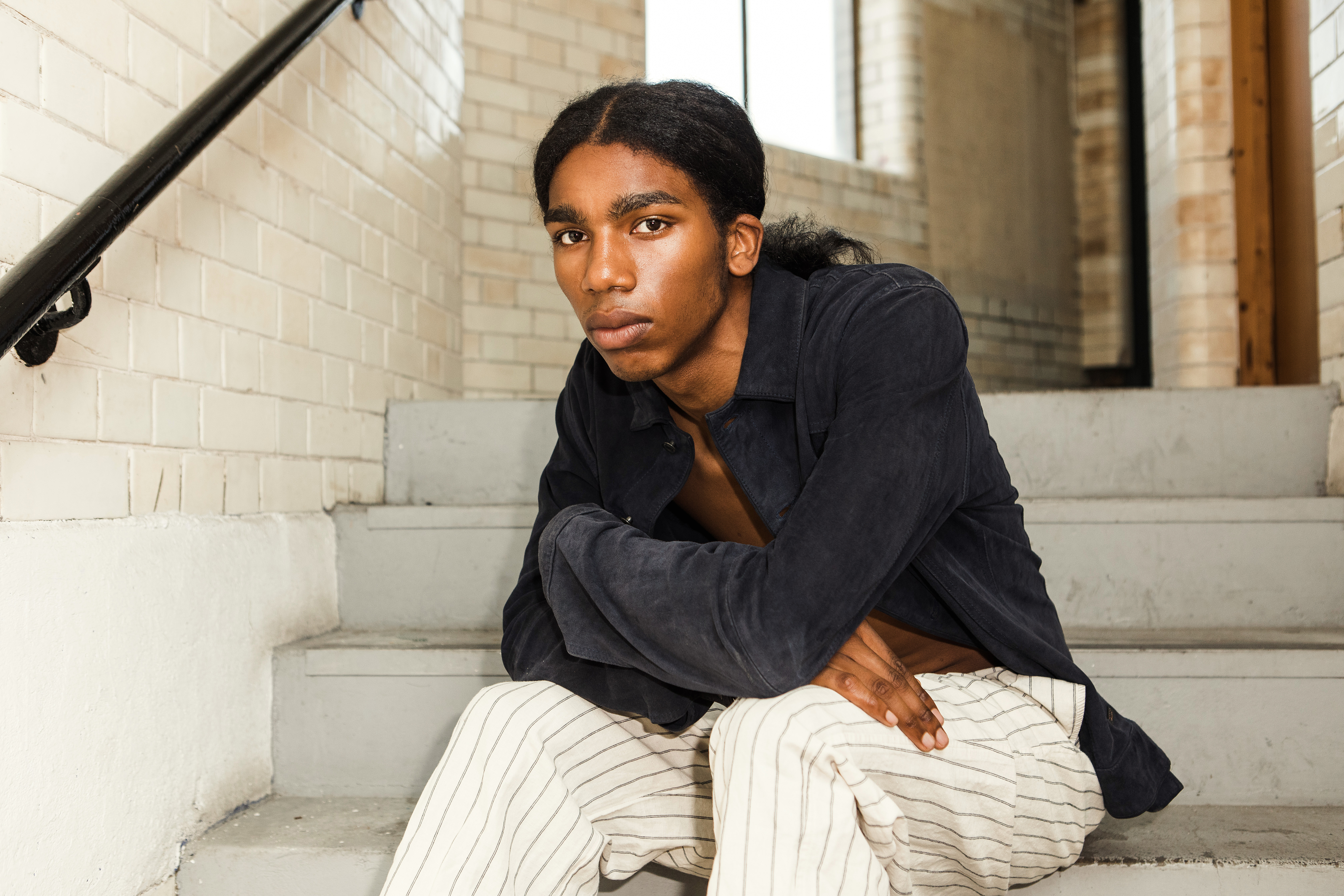 Tyler Hendrix: a new kind of masculine. 7