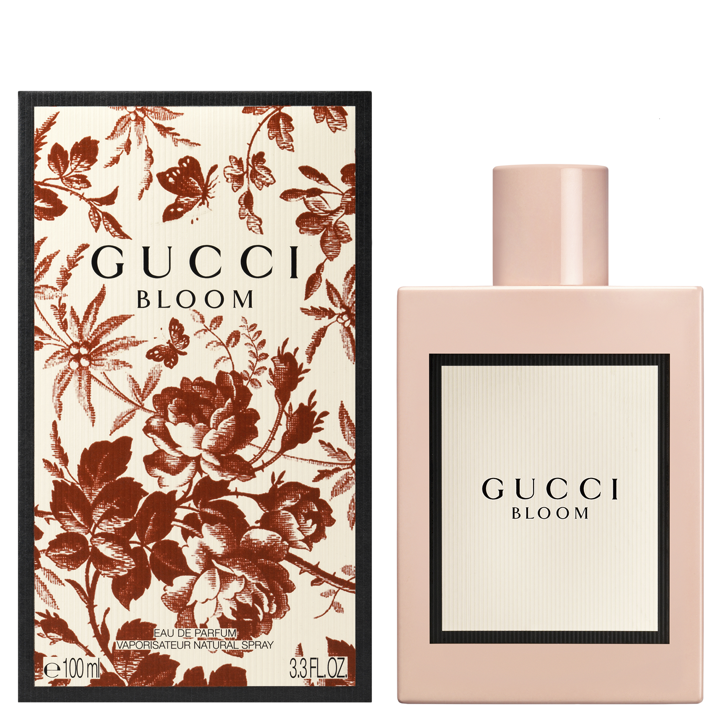 Gucci's new Gucci Bloom...