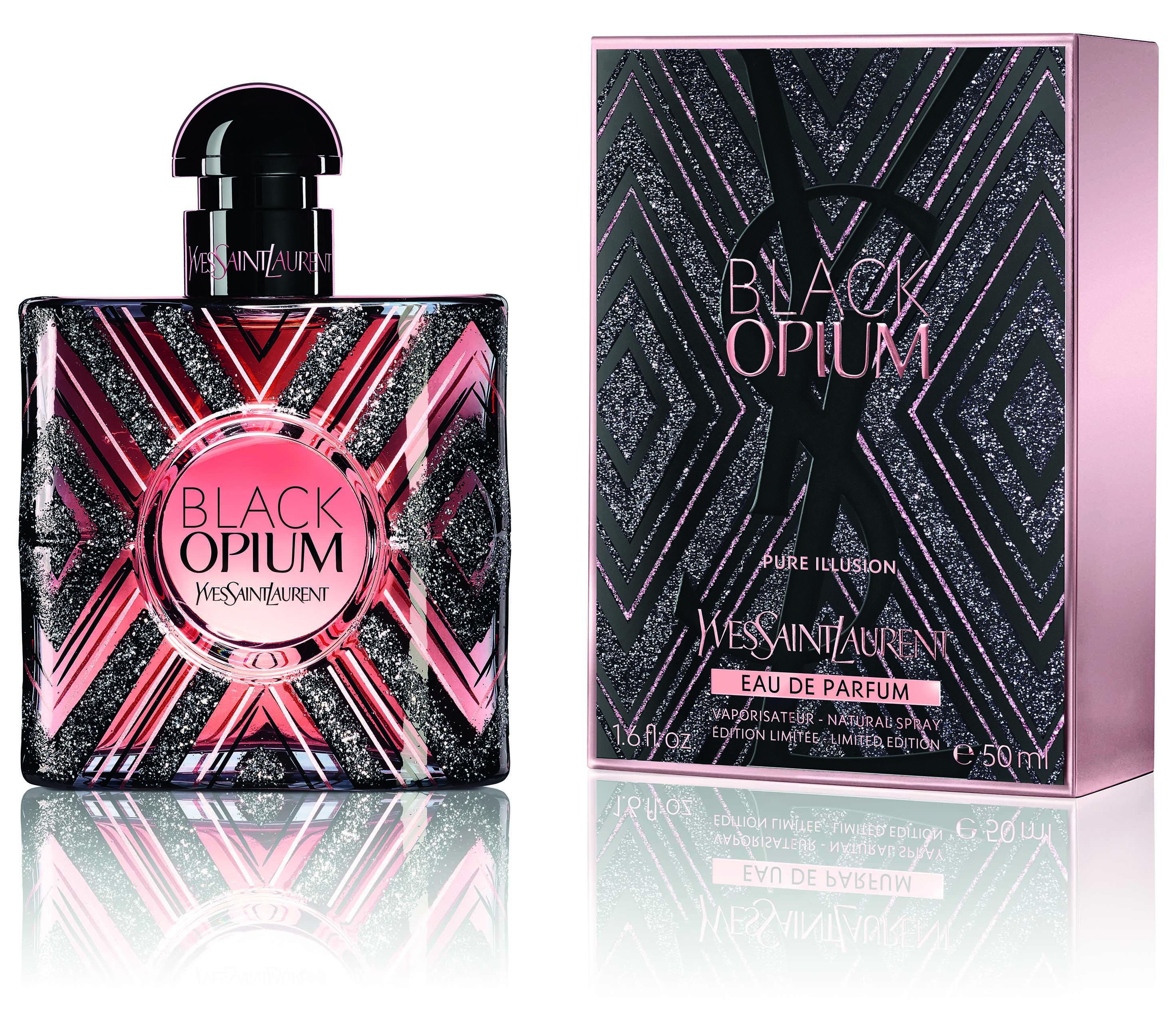 YSL Black Opium Pure Illusion