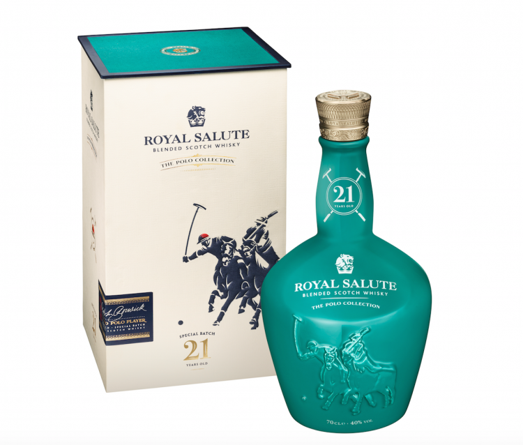 Royal Salute 21 Year Old World Polo Edition 2017 2