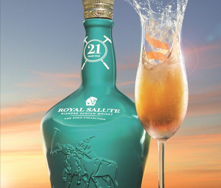 Royal Salute 21 Year Old World Polo Edition 2017