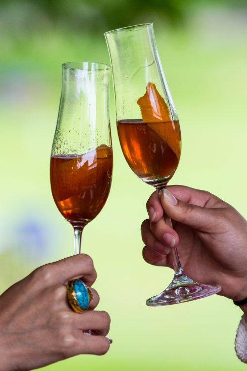 Royal Salute Whisky Cocktail