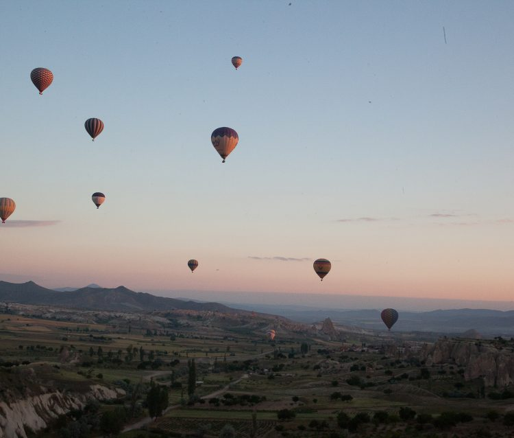 Paradise on Earth: Welcome to Cappadocia 1