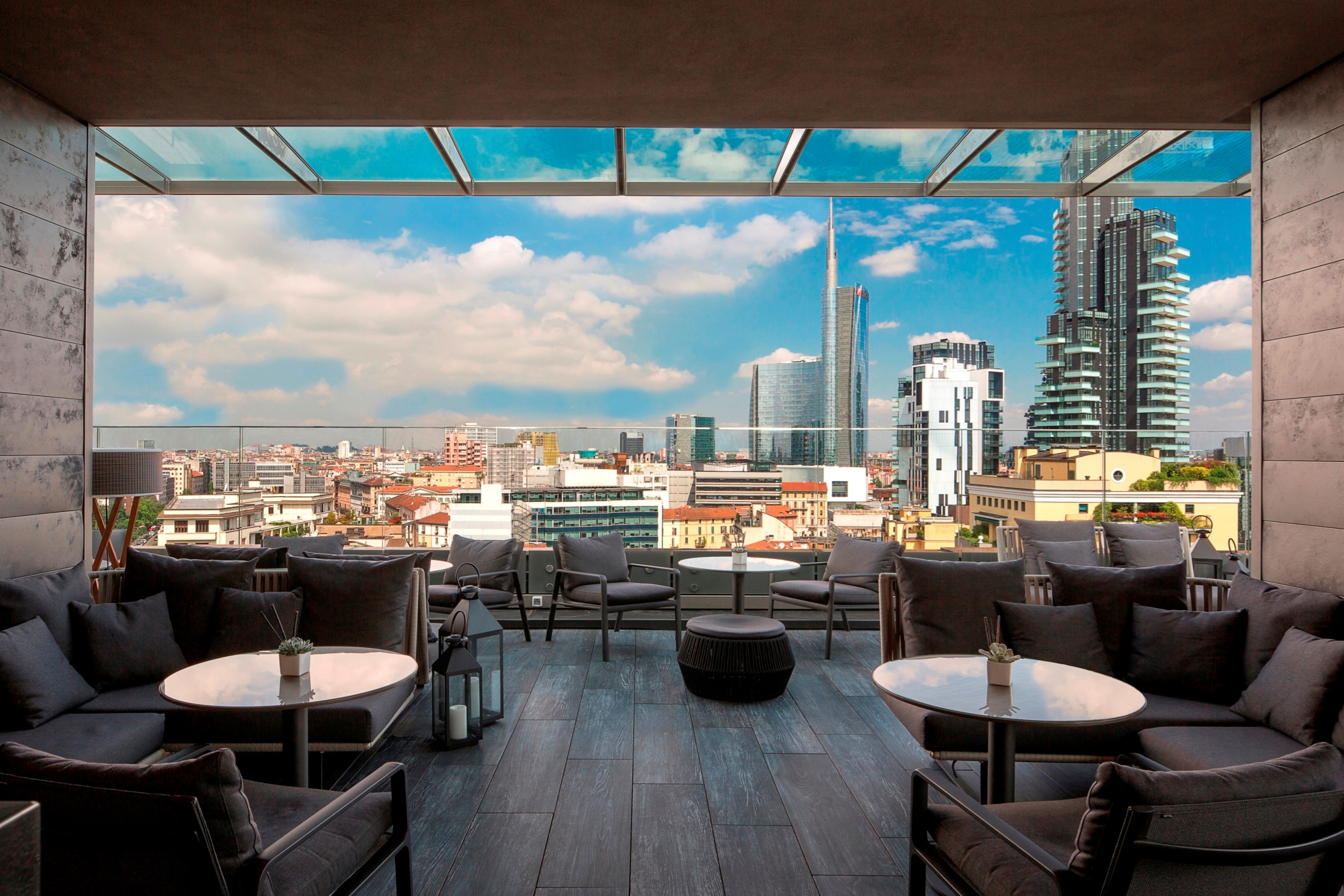 Radio Rooftop Bar Milan