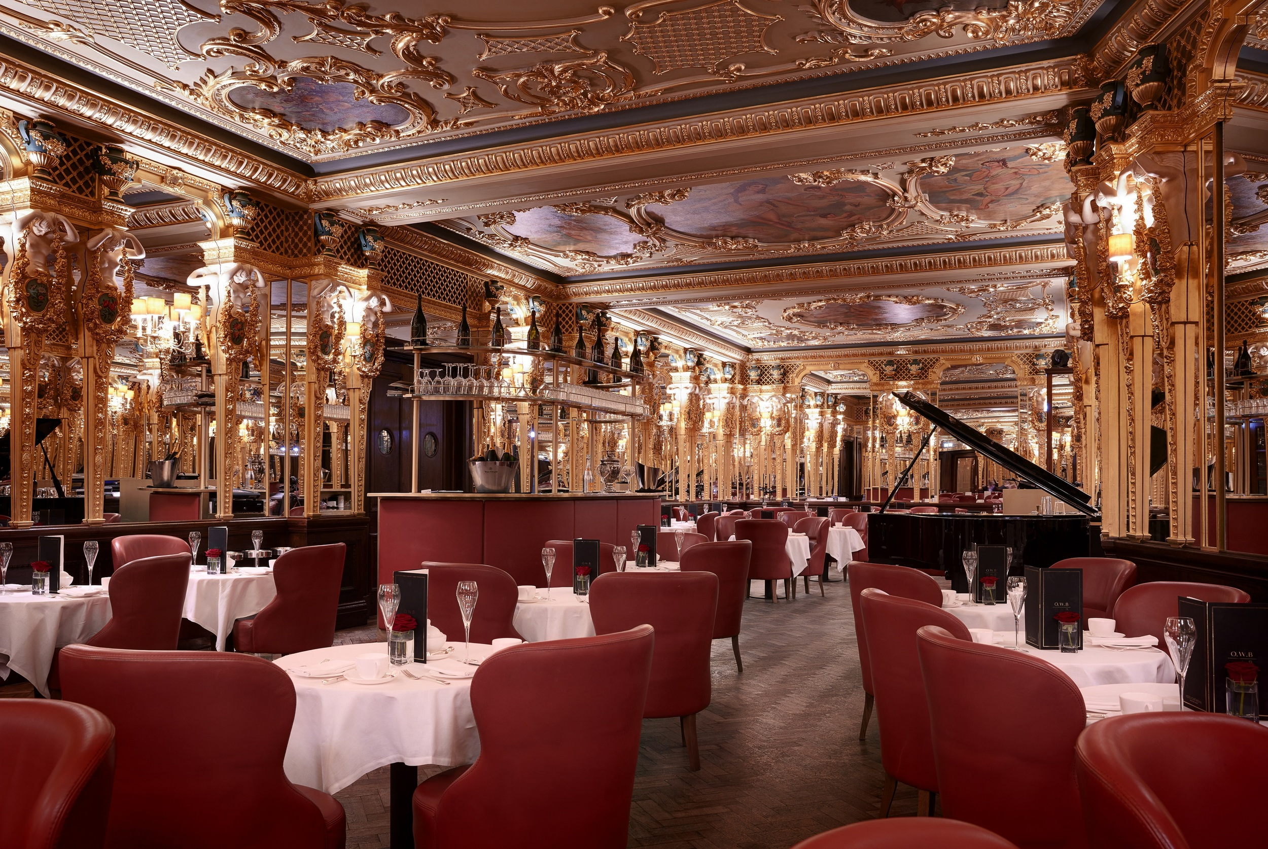Festive Diptyque Afternoon Tea, Hotel Cafe Royal, London 3