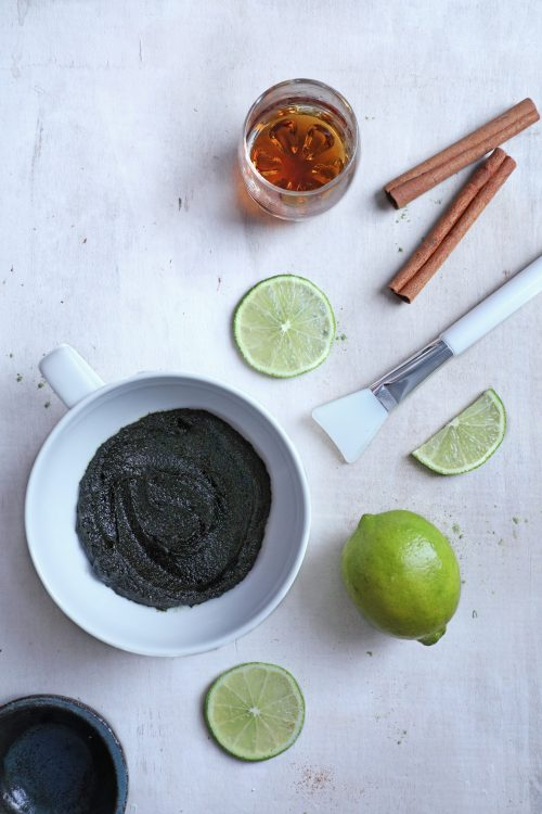 Supergreens Facemask