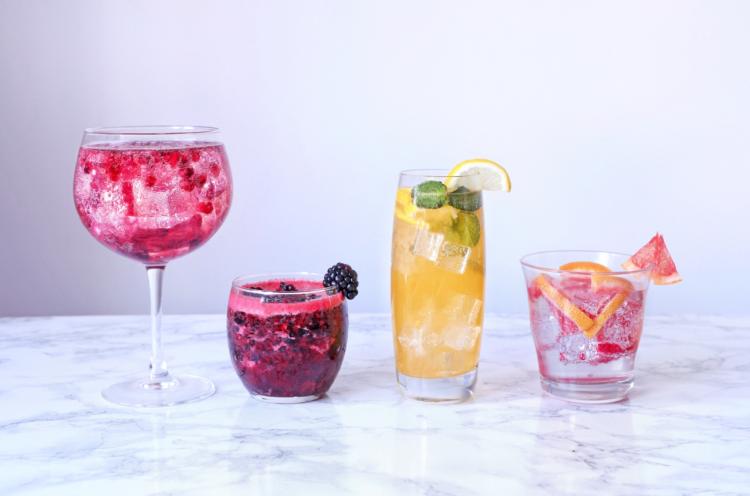 Spring Cocktails 2018