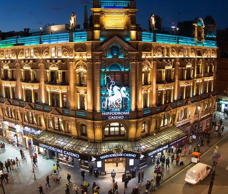 The Hippodrome, London