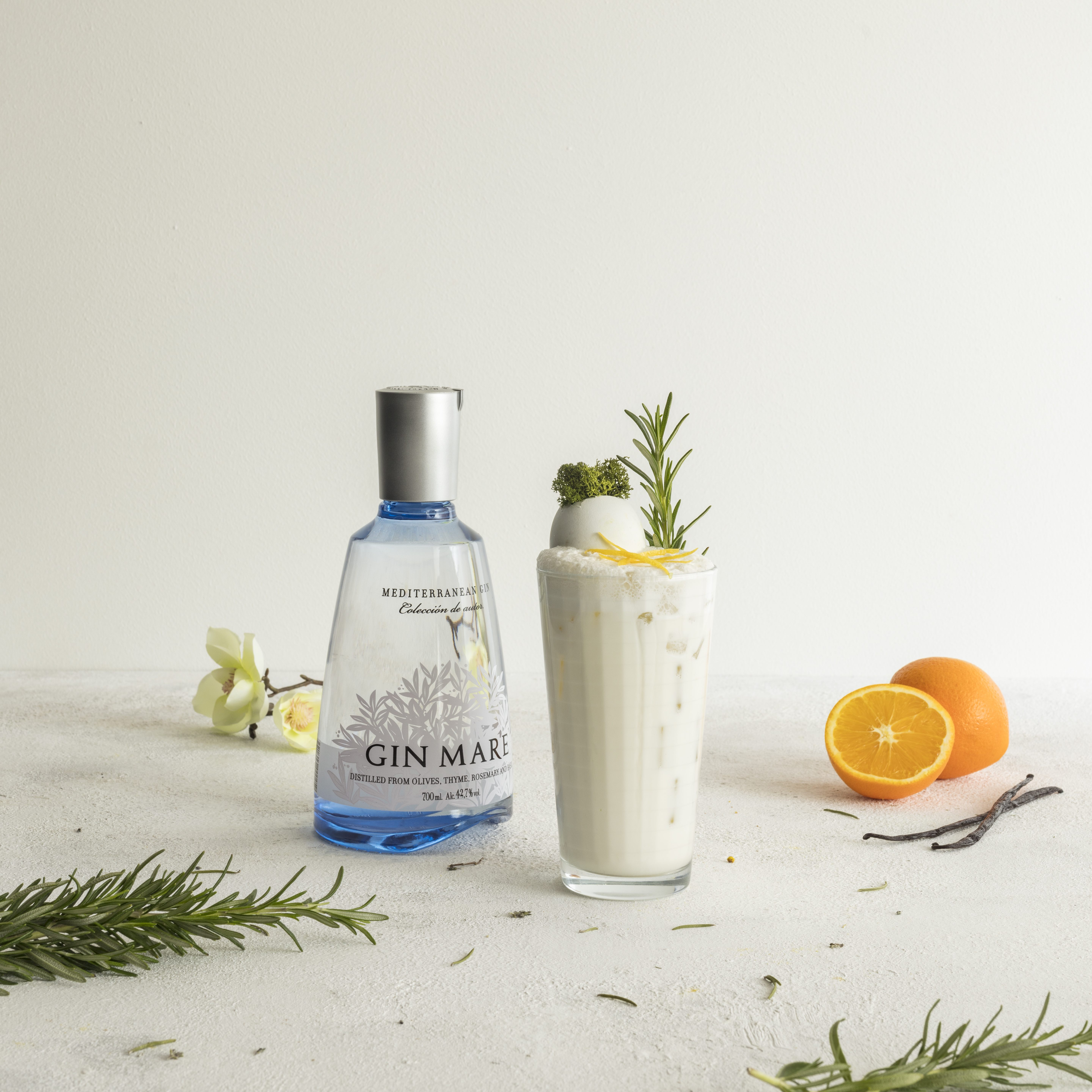 Recipe: Gin Mare's Med Fizz - Perfect for Easter
