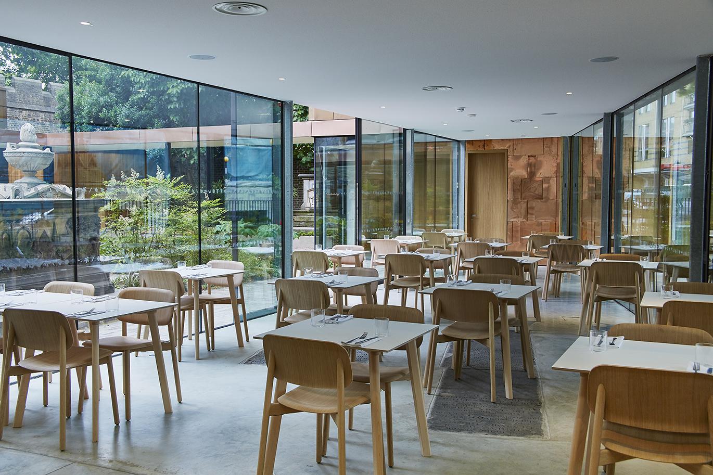The Garden Café, Lambeth, London 4
