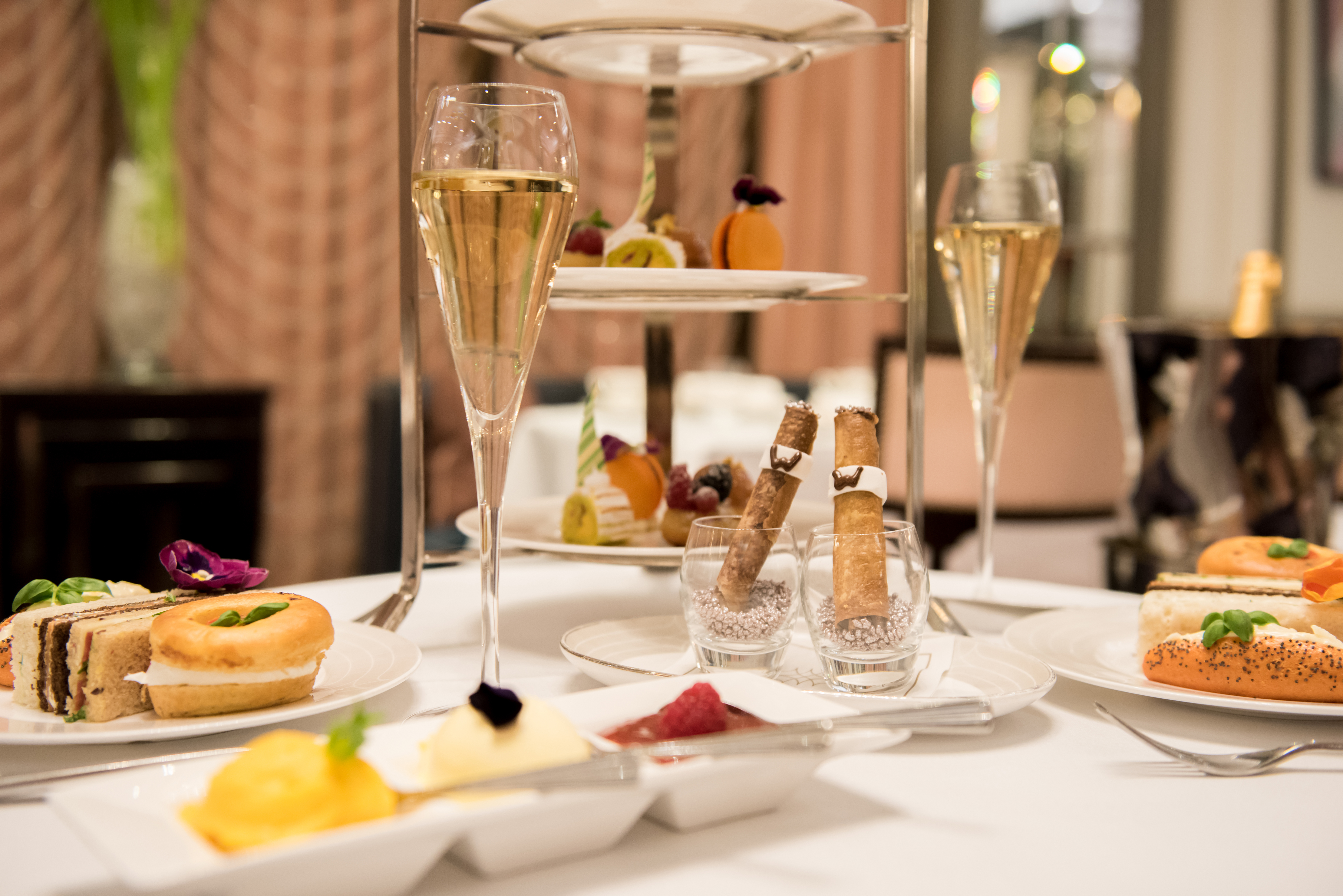 Afternoon Tea at The Wellesley
