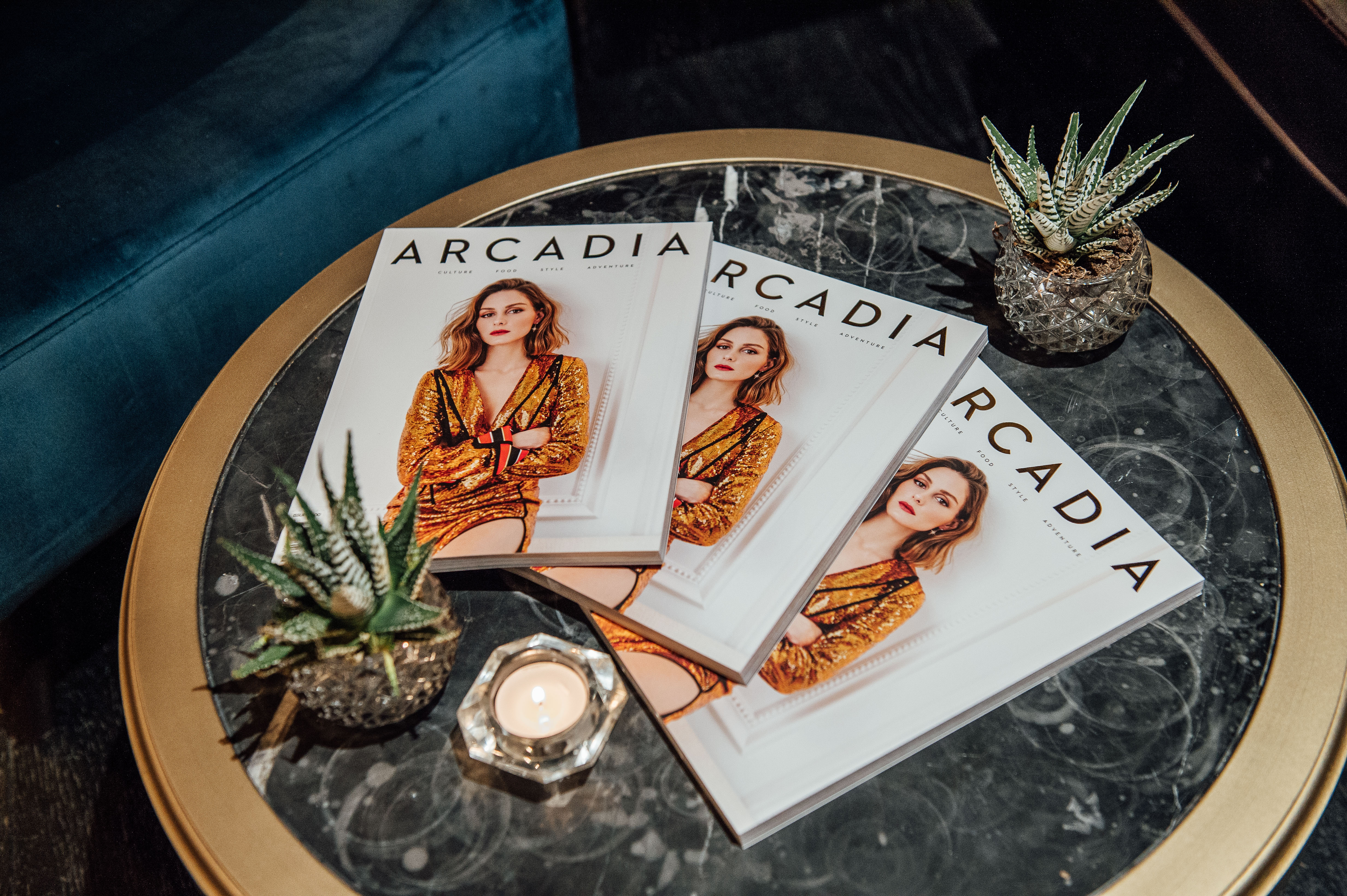 ARCADIA Spring 2018 Launch Party
