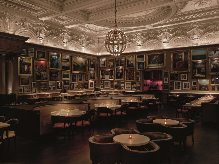 Breakfast at Berners Tavern, The London EDITION
