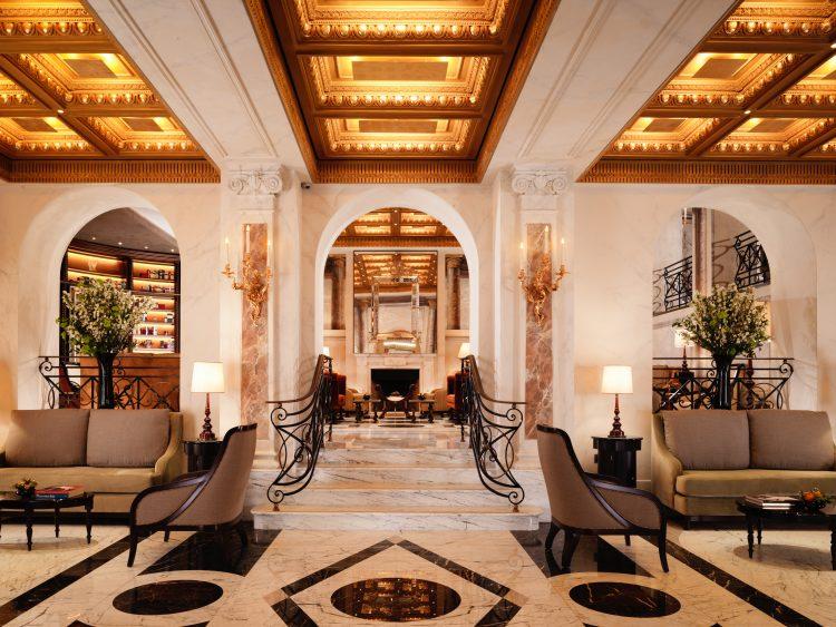 Hotel Eden, Rome 3