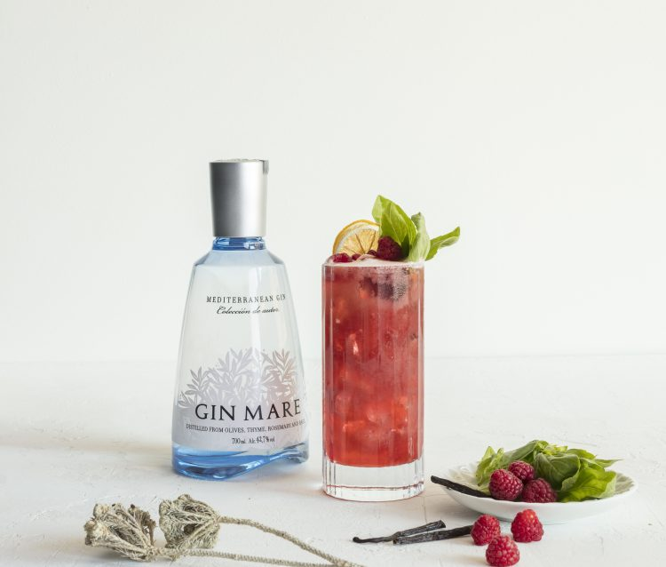 Recipe: Gin Mare's Mare Collins