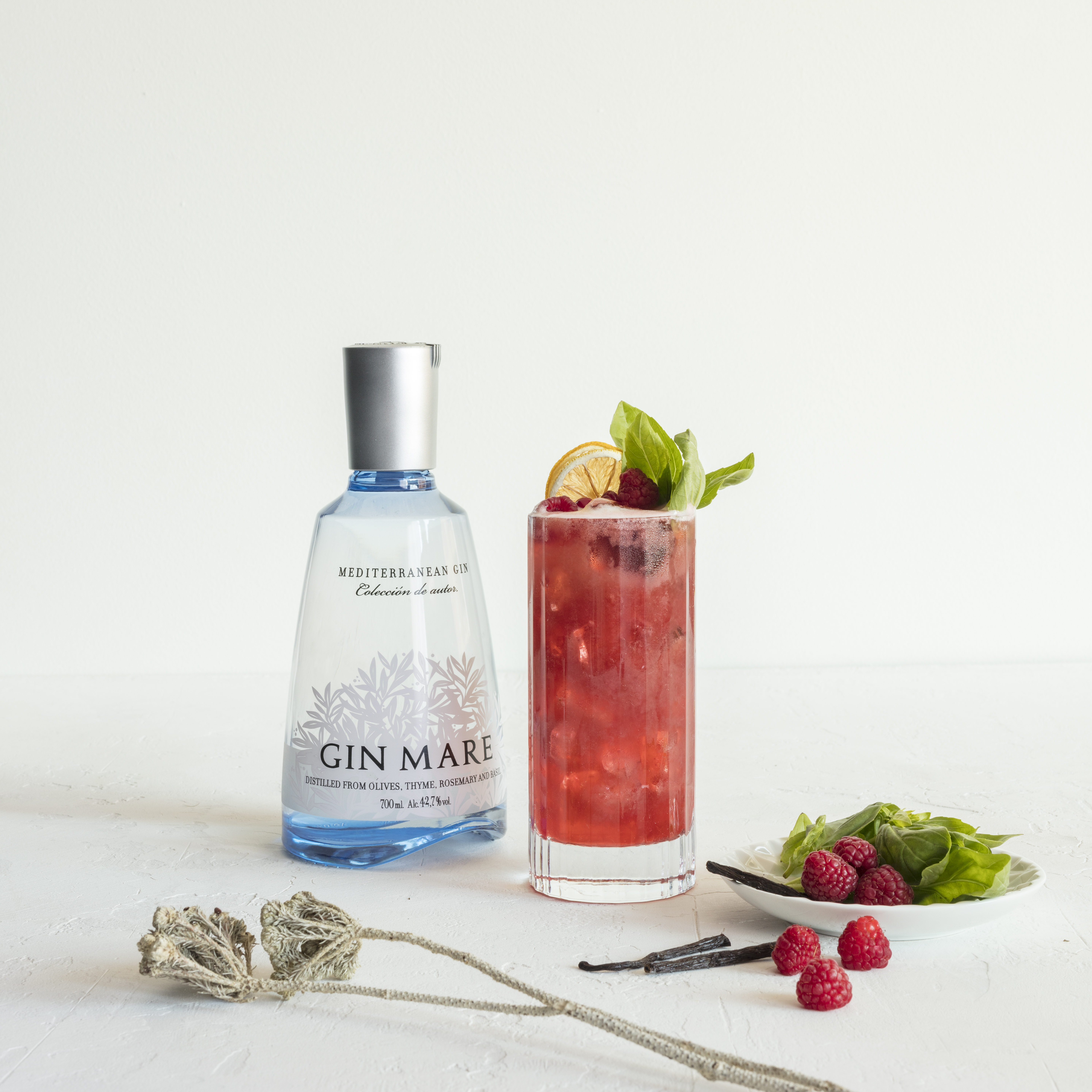 Recipe: Gin Mare's Mare Collins