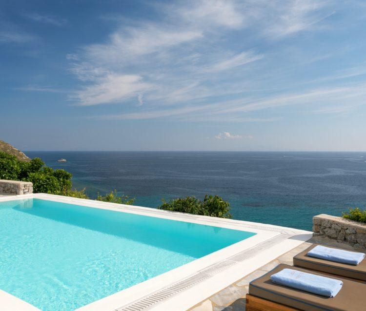 A Night At... Santa Marina Resort & Villas, Mykonos