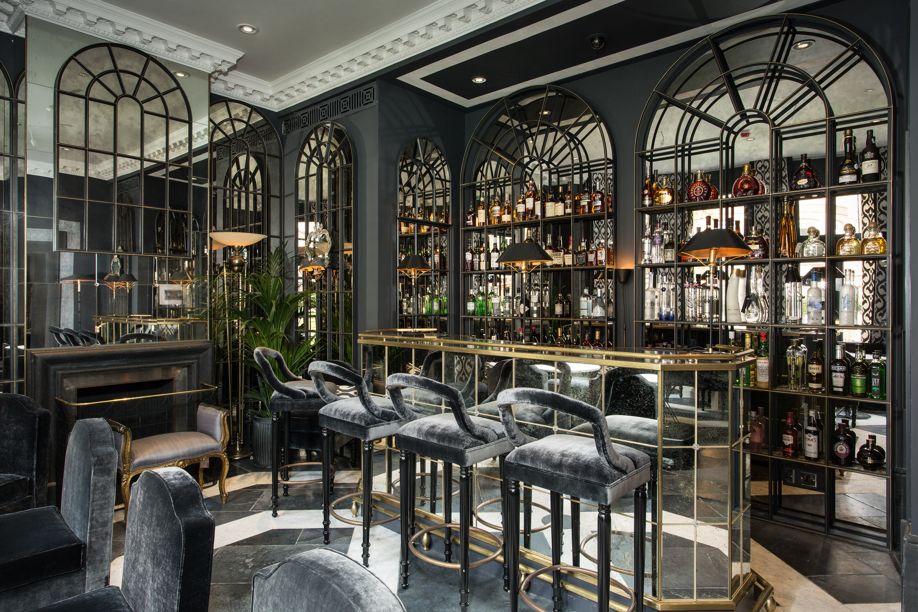 The Franklin Restaurant by Alfredo Russo, Knightsbridge 1