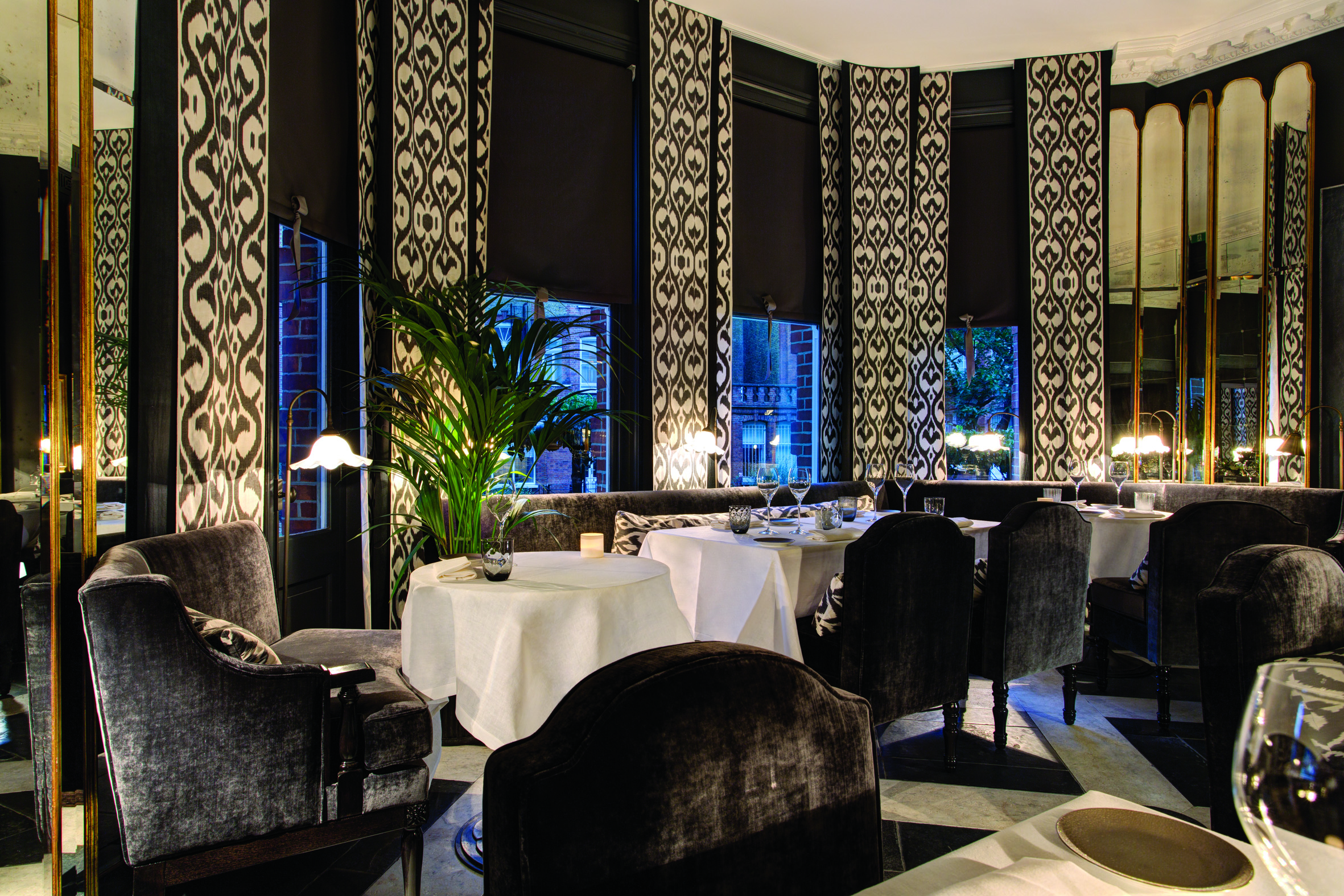 The Franklin Restaurant by Alfredo Russo, Knightsbridge 2