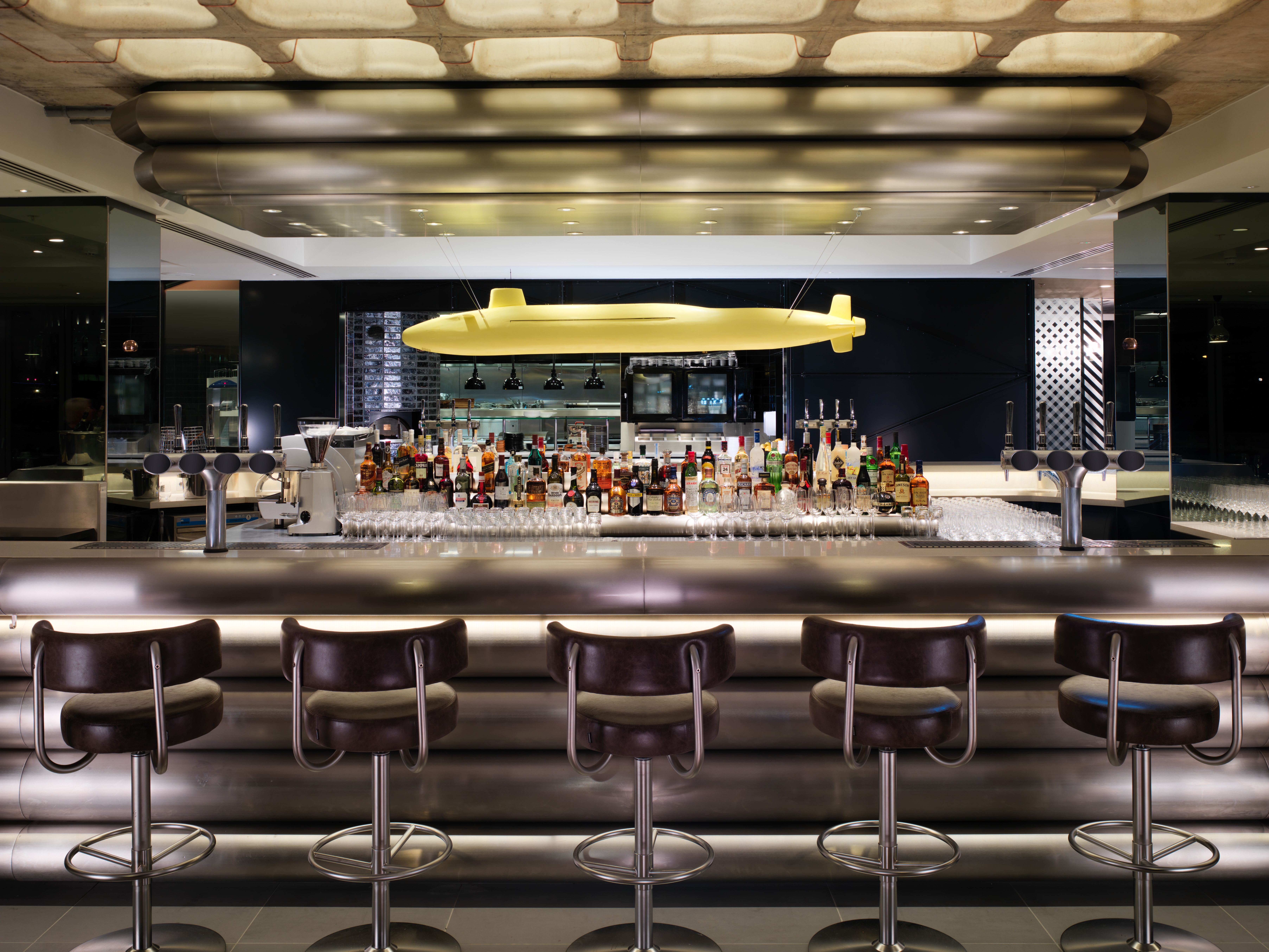 4th of July celebrations at The Mondrian, London 5
